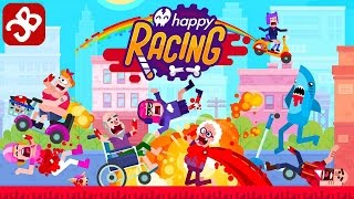 Happy Racing - Top Wheels Game - iOS / Android - Gameplay Video