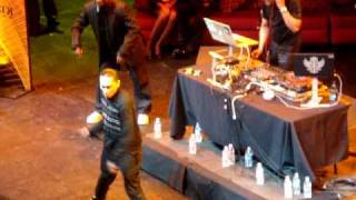 BOOGALOO SHRIMP & TABOO bust a move at BEP Afterparty with Apl.de.ap