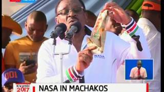 NASA leaders criticize the government on unfulfilled promises