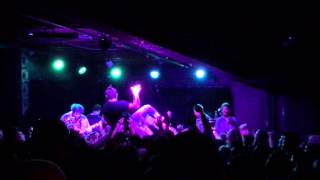 """DGD/Jonny Craig - """"The Robot With Human Hair Pt. 2 1/2"""" - Denver, CO/Marquis Theater: 11/16/15"""