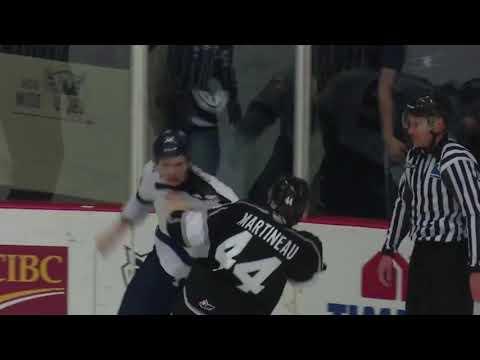 Jaxon Bellamy vs. Vincent Martineau