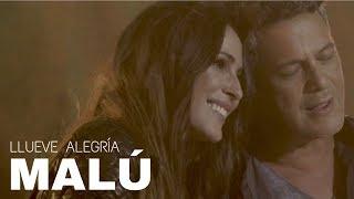 MALÚ Llueve Alegría (with Alejandro Sanz) Oxígeno | Análisis