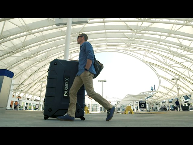 Видео Велочехол Topeak Pakgo X для транспортировки велосипеда