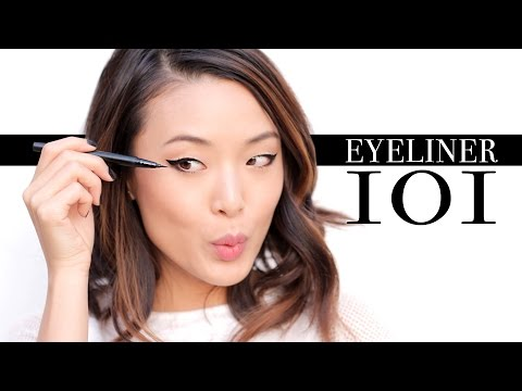 EYELINER 101: Perfect & EASY Winged Liner