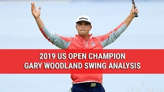 2019 US Open Champion Gary Woodland Swing Analysis - Pro Swing Analysis - DWG