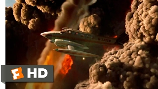 2012 (2009) - Get to the Plane Scene (6/10) | Movieclips