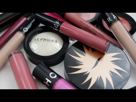 Sephora Brand Review-Lippies, Blushes & More!
