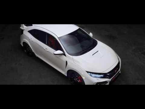 Trailer: Honda Civic Type R 2018