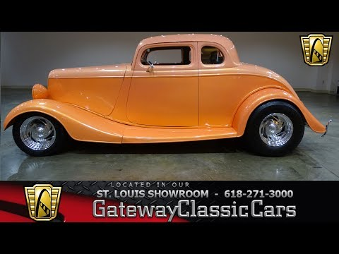 Video of '34 Coupe - LB3Y