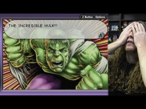 The Incredible Hulk - 2003 GBA