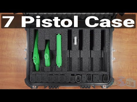 7 Pistol Case (Gen-2) - Featured Youtube Video