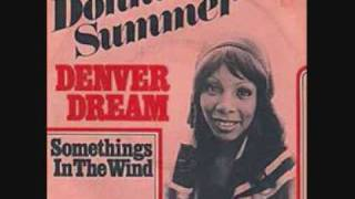 Donna Summer - Something's In The Wind