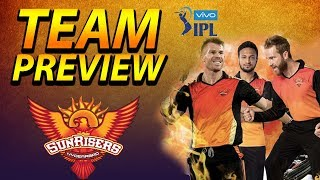 IPL 2019 : Sunrisers Hyderabad Team Analysis || Cricket Filter