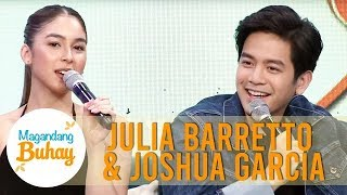 Joshua and Julia chose to save each other in a zombie apocalypse | Magandang Buhay