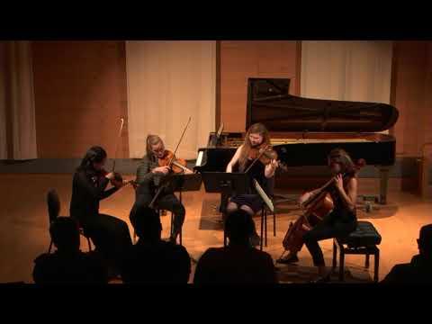 Mozart - Dissonance string quartet