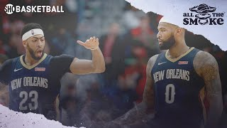 DeMarcus Cousins on Being Traded During 2017 All-Star Game   ALL THE SMOKE
