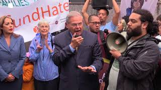 Menendez Joins Rally to Defend DREAMers and Demand DREAM Act