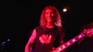 ANVIL - OOH BABY - THE BRIGHTON BAR, NJ 5/13/16