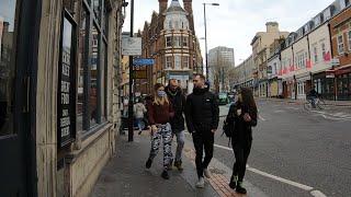 London England 🇬🇧 Walking The Streets