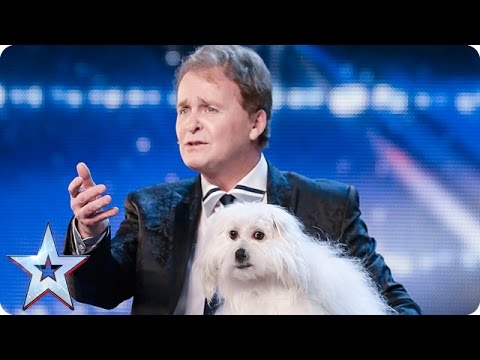This Dog Not Only Can Speak, But Sing !