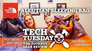 The North Face Aleutian Sleeping Bag Gear Review