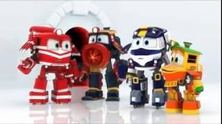 Robot Trains: how duke became evil