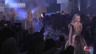 ELIE SAAB Fall 2015 Haute Couture Paris By Fashion Channel
