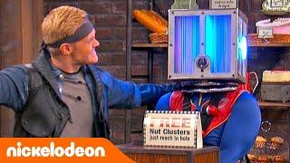 Опасный Генри   Схватка в пекарне   Nickelodeon Россия