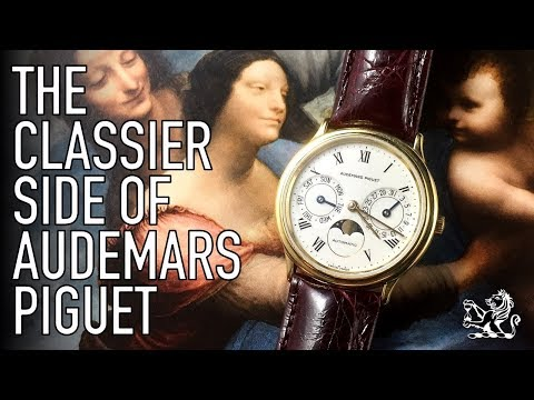 A Perfect Gentlemen's Luxury Dress Watch & The Classier Side Of Audemars Piguet  – BA25589 Review