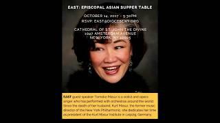 EAST Oct 2017- Tomoko Masur