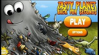Tasty Planet  #1  веселый Игровой мультфильм для детей Съедобная ПЛАНЕТА