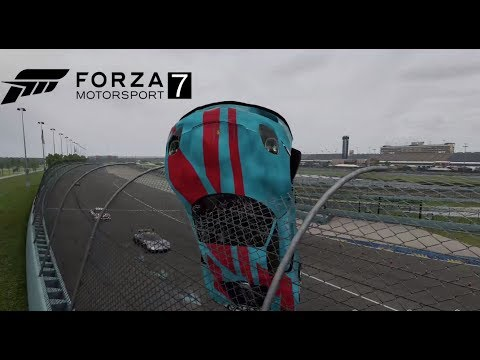 FORZA MOTORSPORT 7 FAILS & FUNNY MOMENTS #2 (FM7 Fails, Crashes & Glitches Funny Compilation)