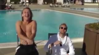Грибы - Тает лед (пародия московского Торпедо, re-gangnam style)