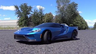 Traxxas Ford Gt   Touring Car