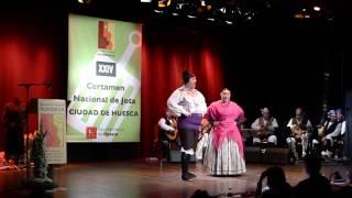 preview picture of video 'XXIV Certamen Nacional de Jota Ciudad de Huesca 2015 - Fragmentos'