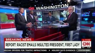 CNN Breaking News - Van Jones responds to Justice Department report on Ferguson