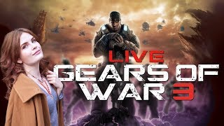 First playthrough of Gears 3