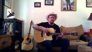 Something to Keep Me Going - Chris Knight (Cover)
