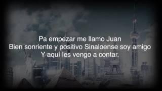 Adriel Favela - Me Llamo Juan Letra (Estudio)