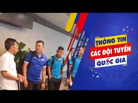 ĐT U19 Việt Nam lên đường tham dự Giải vô địch U19 Đông Nam Á 2018