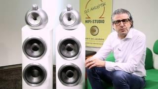 Bowers & Wilkins B&W 800 D3   SG Akustik HiFi Studio