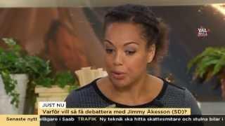 Varför vill så få debattera med Jimmie Åkesson? - Nyhetsmorgon (TV4)