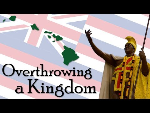 Overthrowing a Kingdom - History of Hawaii (Feat. TierZoo)