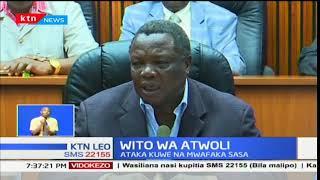 Francis Atwoli atoa wito wa mazungumzo kutatua mzozo wa kisiasa