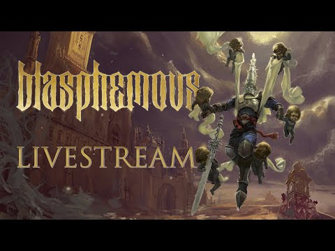 Introducing Blasphemous Livestream | Steam, PS4, Xbox One & Nintendo Switch | 2019 thumbnail