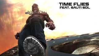 Burna Boy - Time Flies (feat. Sauti Sol) [Official Audio]