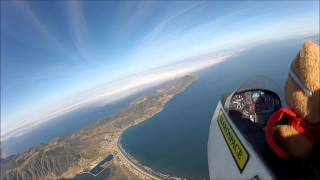 preview picture of video 'Teddy Bear Flies a Mile High, and Makes an Emergency Landing!!! - FPV -'