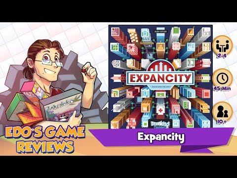 Edo's Expancity Review