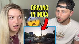 Americans Learn About Driving In India