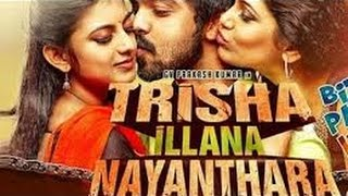 Trisha Ilana Nayanthara 2016  New Hindi Dubbed Full Movie  Hindi Romantic Action Movie 2016